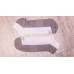 Літні шкарпетки Regata Club Low White Grey