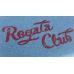 Мужская футболка Regata Club Grey Red